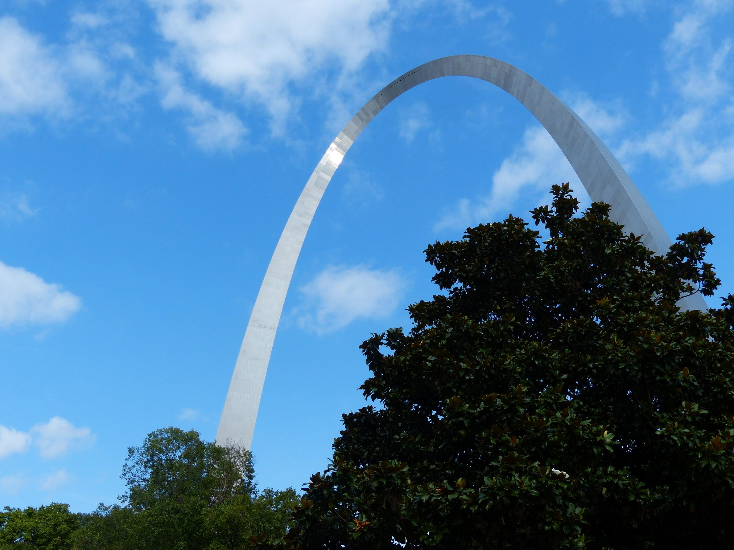 arch Saint-Louis