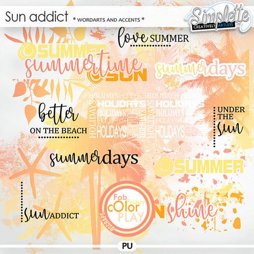 Sun addict