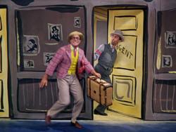 Singin' in the rain (Chantons sous la pluie) Stanley Donen et Gene Kelly (USA 1952)