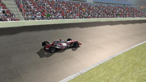 Team Super Aguri Honda F1