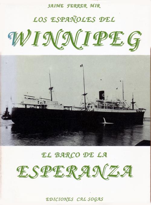 """Kermouster dans la sillage du """"Winnipeg"""""""