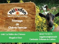 >21MAR Fromage de chèvre Livraison le 24