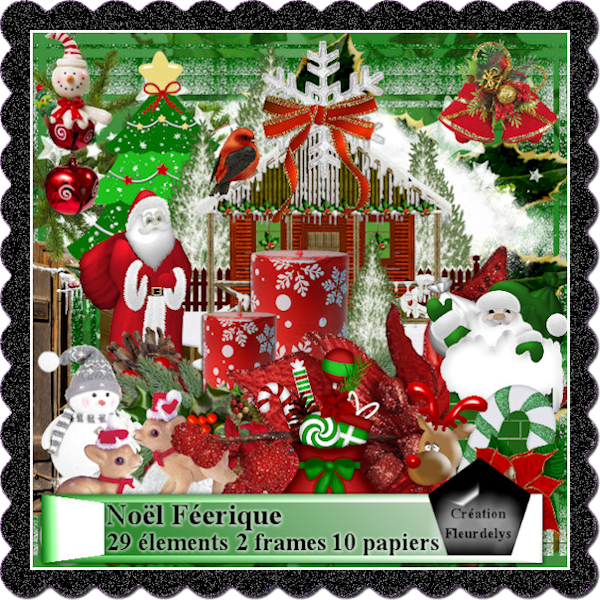 Kit Noël Féerique