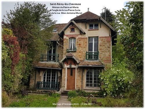 La maison de Pierre et Marie Curie