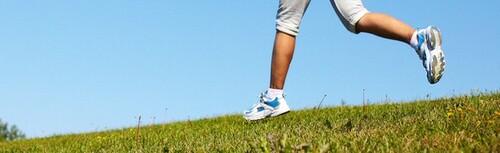 Choisir de bonnes chaussures de course