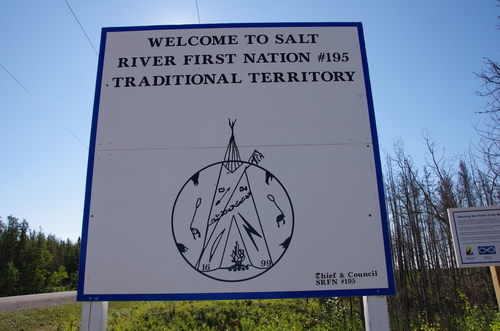 Jour 8 - de Hay River à Fort Smith