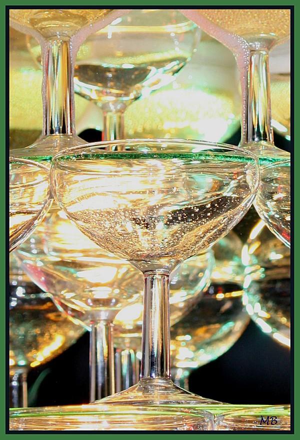 bulles et verres