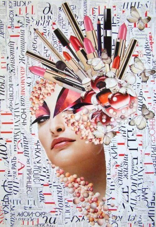 Collages artistiques