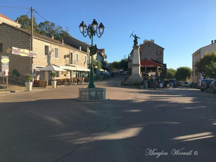 La Corse : Zonza