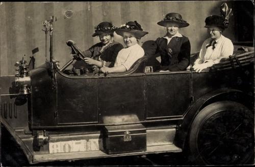 En voiture, Madame