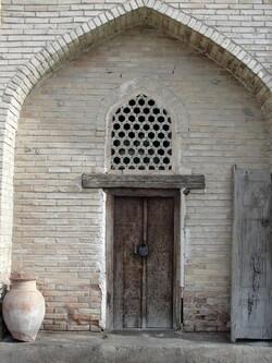 4-Visite de Boukhara