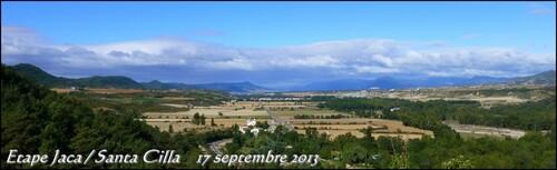 (J17) Jaca / Santa Cilla _16km_ 17 septembre 2013