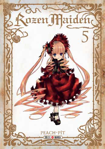 ROZEN MAIDEN © 2002 by PEACH-PIT / Shueisha Inc.
