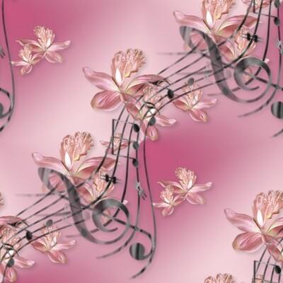 Textures Notes de Musique