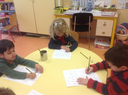 Peinture et écriture