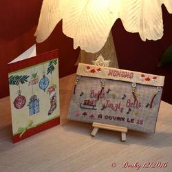 Enveloppe de Noël