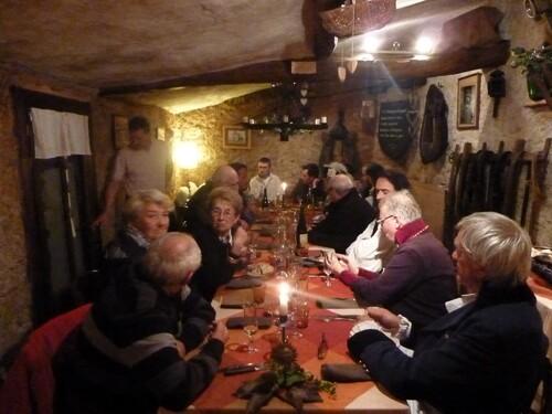 Les Amis du Pont-Paillat à Chanzeaux....