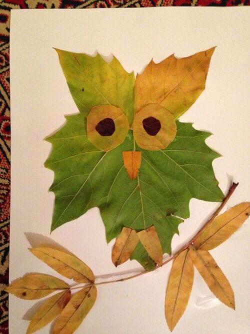 Travaux manuels d'automne