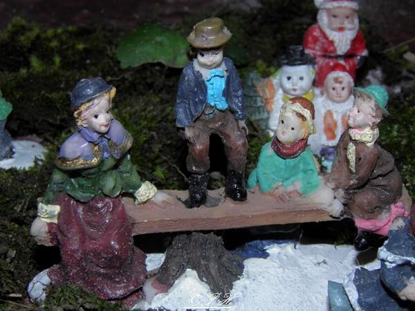 Crèche de Noël 2012