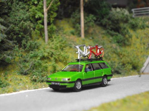 Porte vélo pour une Wolkswagen