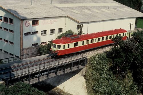 La gare de Plombières-les-Bains