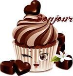 Moelleux chocolat et amandes effilées