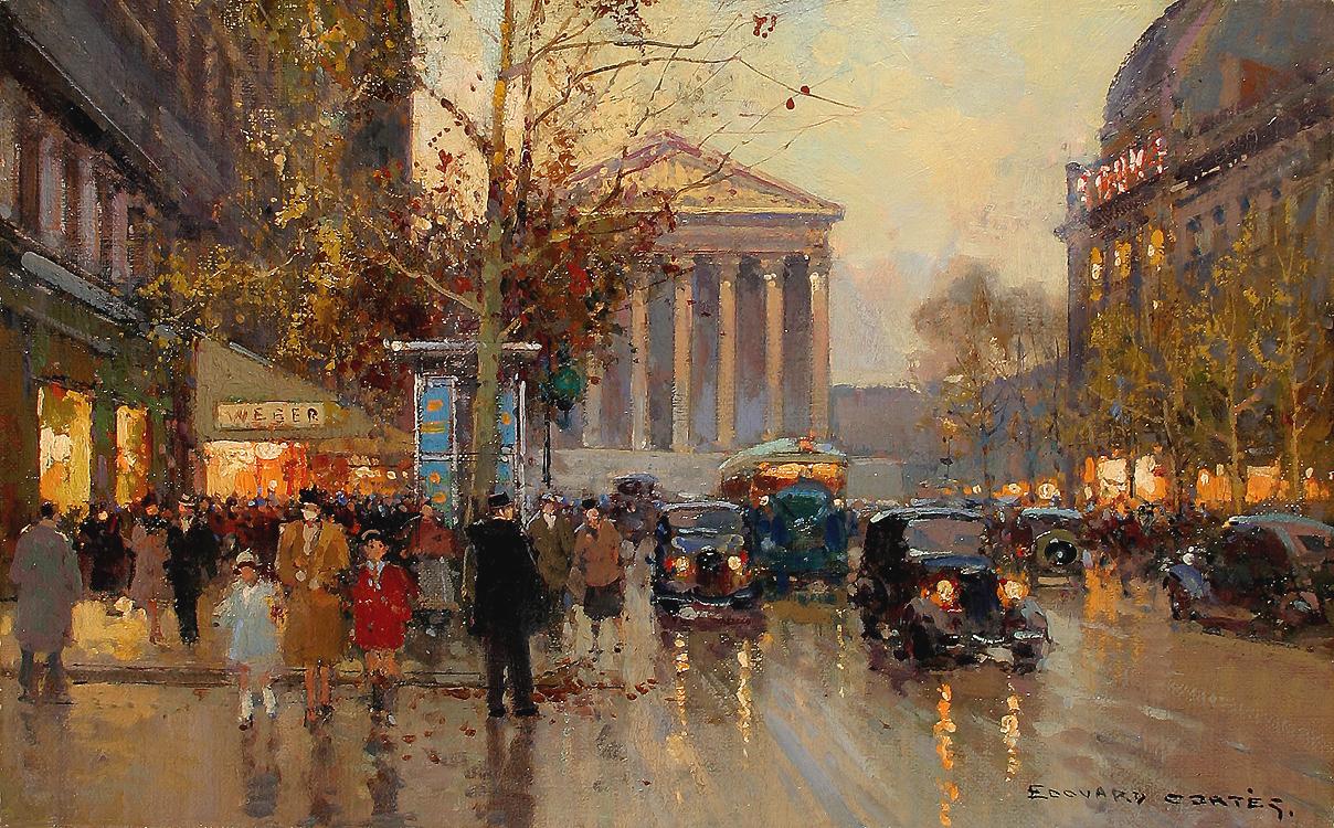 Souvent Édouard Cortès, Paris - Paulo8938 AE87