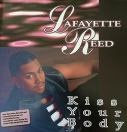 LAFAYETTE REED - KISS YOUR BODY (CDM 1994)