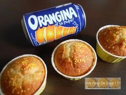 Muffins au Schweppes Agrum'
