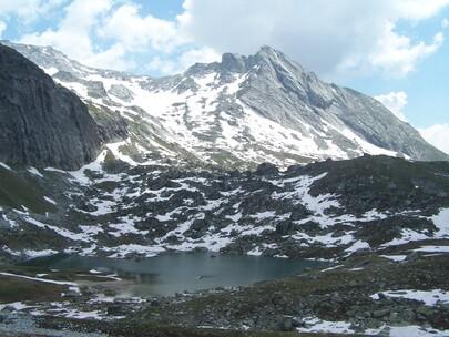 Lac de la Partie