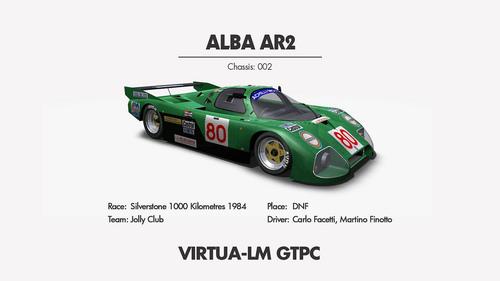 Alba AR2