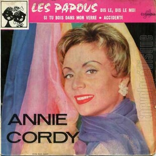 Annie Cordy, 1960