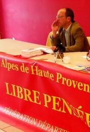 Réécouter la conférence de Morgan Termeulen, libre penseur, le 18 juin à Digne