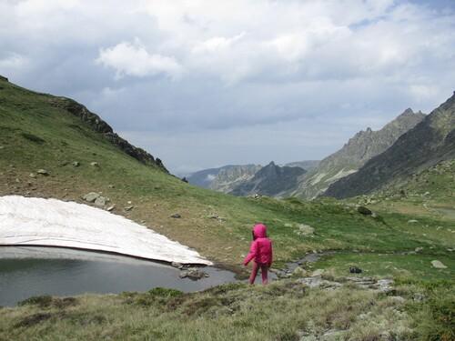 Cabane/bivouac (4 nuits) : vallon de Peyregrand (Siguer) - 09