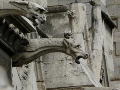 Les gargouilles de Notre Dame (2)