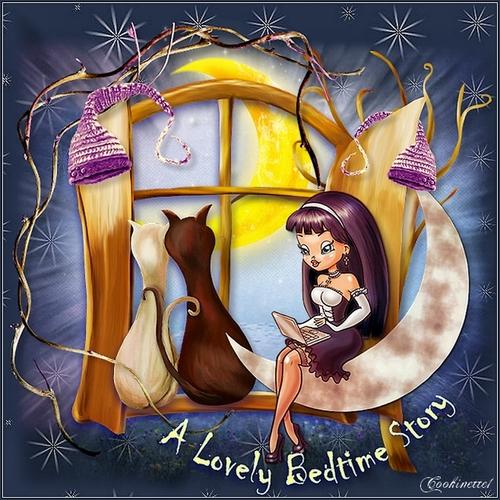 A Lovely Bedtime