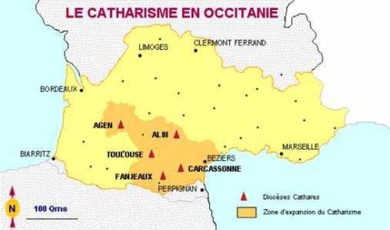 Le catharisme en Occitanie