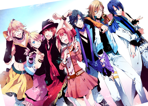 Uta no Prince-sama Love 1000%.