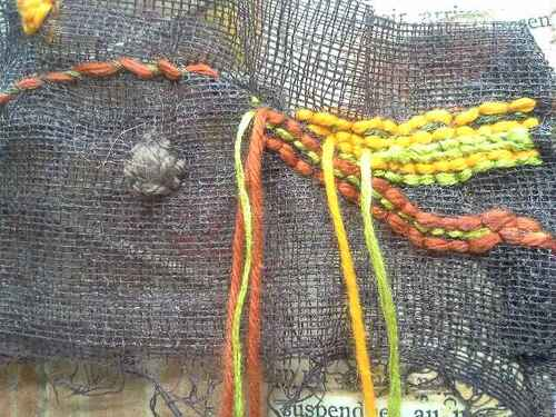 Scrap textile
