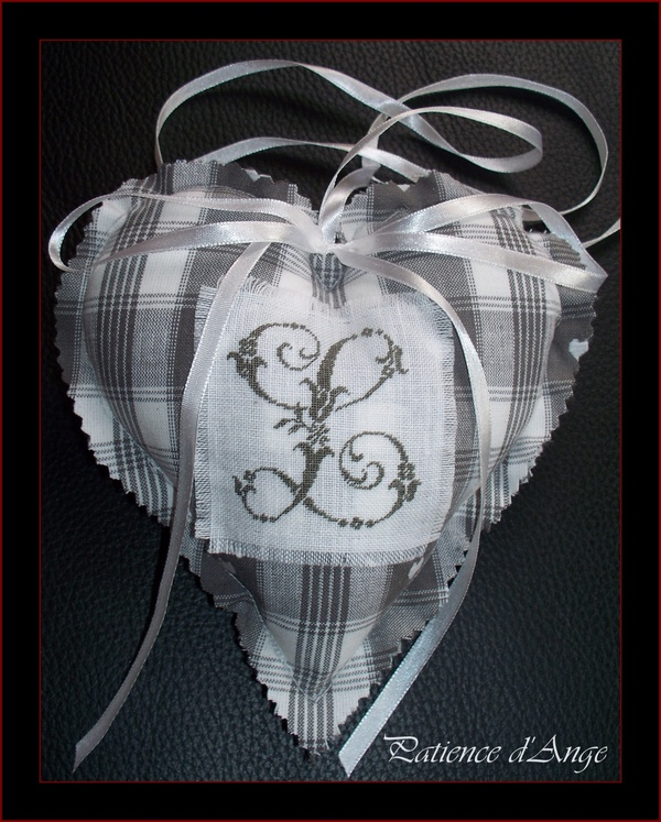 Coeur façon Atelier de Valentine