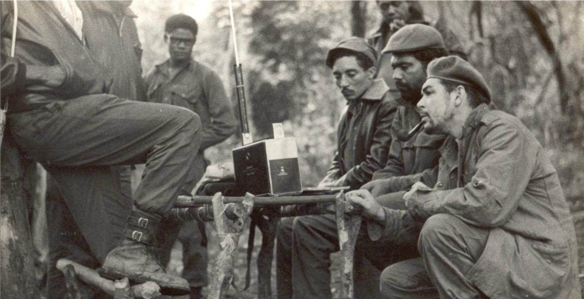 """Comment Ernesto Guevara est devenu le """"Che"""""""