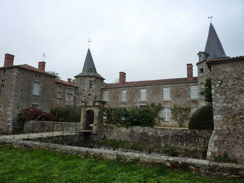la culminantes - chateau La Bonnelière