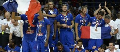 Mondial de basket: la France arrache le bronze à la Lituanie