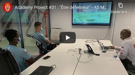 Vidéos sur l'académy Project - As Monaco