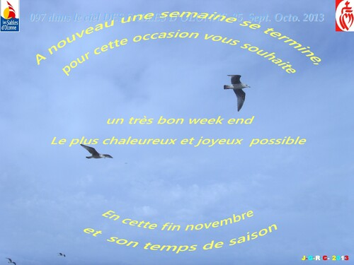 PROVERBE ANTILLAIS   23/11/2013