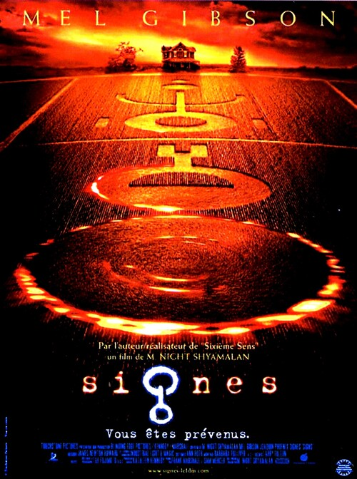 SIGNES BOX OFFICE FRANCE 2002
