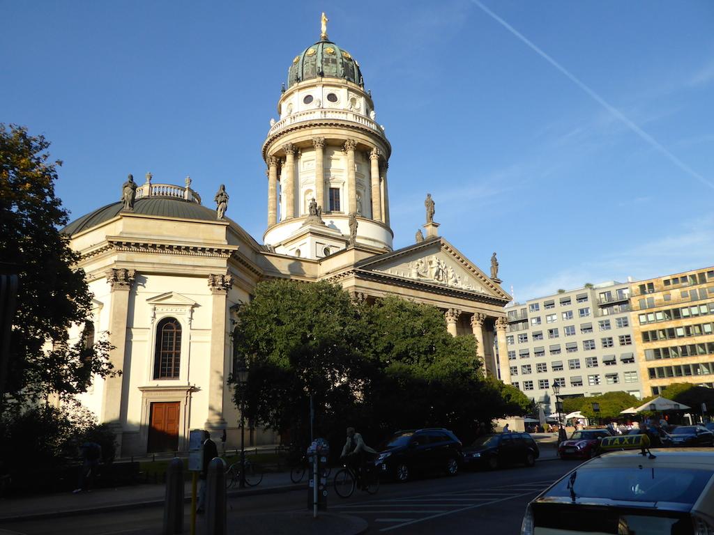 Berlin n°3: visite du quartier musique ... et chocolats