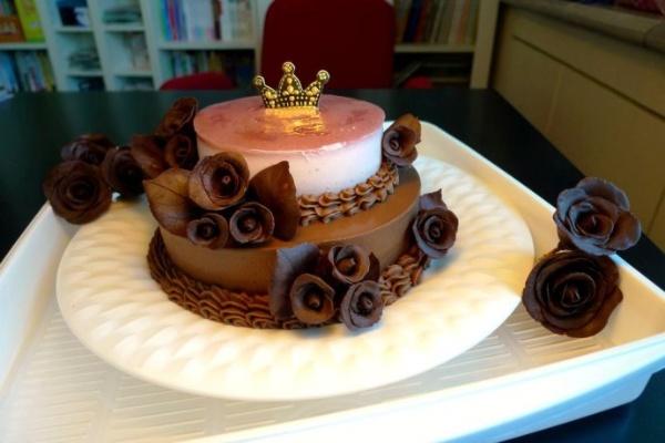 bánh sinh nhật bố