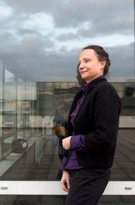 """Yvane Wiart, chercheuse en psychologie à l'université Paris Descartes. Son enquête est centrée sur le profil des répressifs affectifs, dits aussi """"alexithymiques""""."""