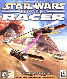 Star Wars Episode I : Racer - LucasArts